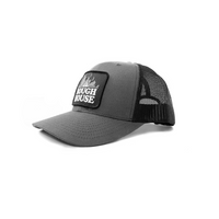Rough House - Trucker Hat (Grey/Grey)