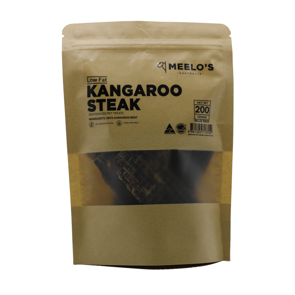 KANGAROO STEAK (200g)