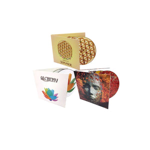 Alchemy, Equinox & Secrets of summer 3 CD Bundle
