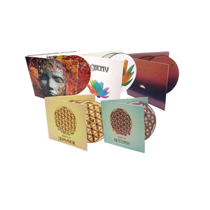 Shades of Autumn, Secrets of Summer, Equinox, Alchemy & Eclipse 5 CD Bundle