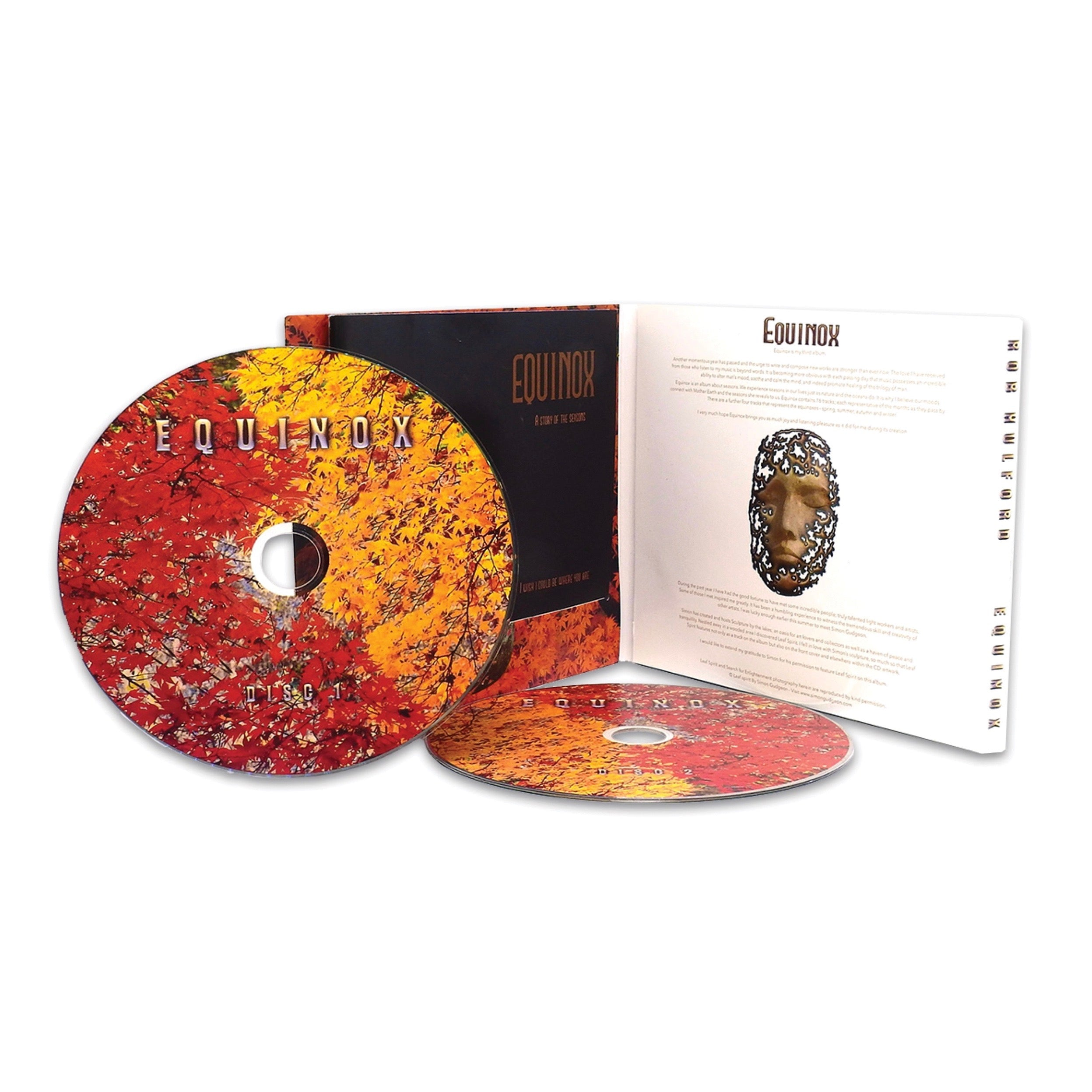 Equinox Double CD