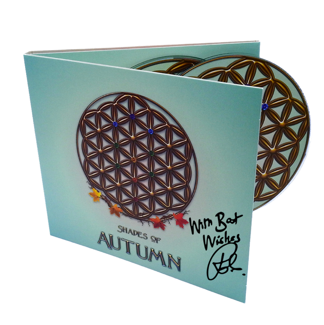 Shades of Autumn CD - Signed