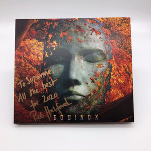 Equinox Signed CD