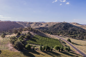 The Canberra District wine region