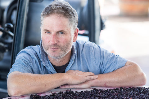 Winemaker Alex McKay