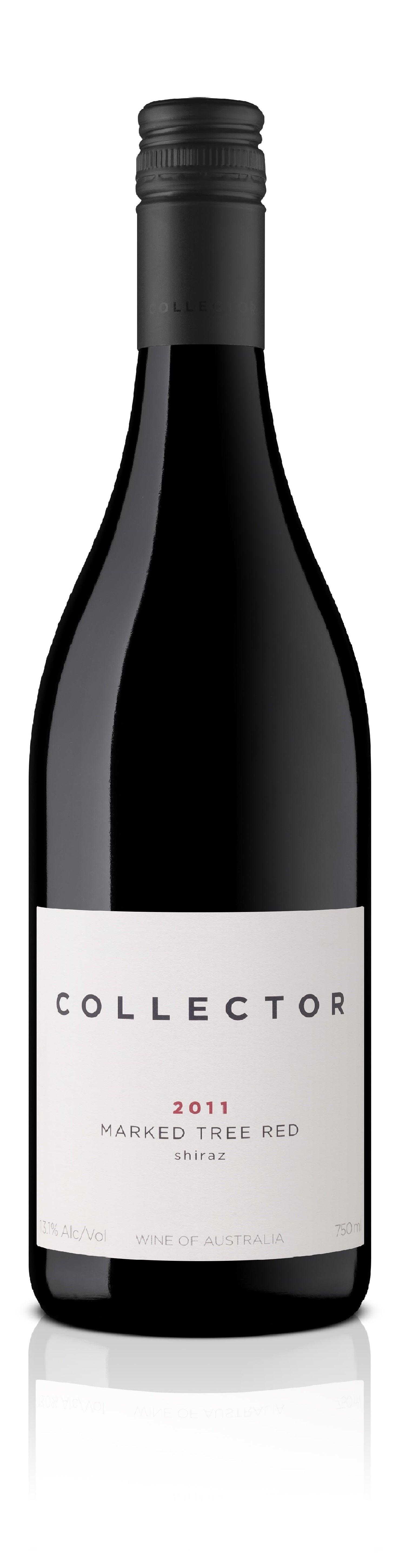 Museum Release - Marked Tree Red Shiraz 2011 - Cellar Door Exclusive