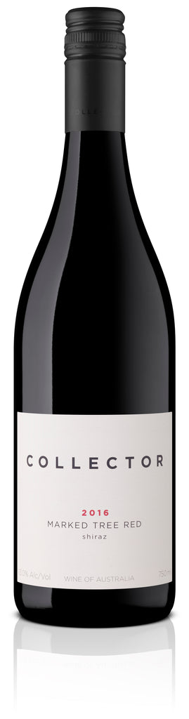 Marked Tree Red Shiraz 2016 (750mL)