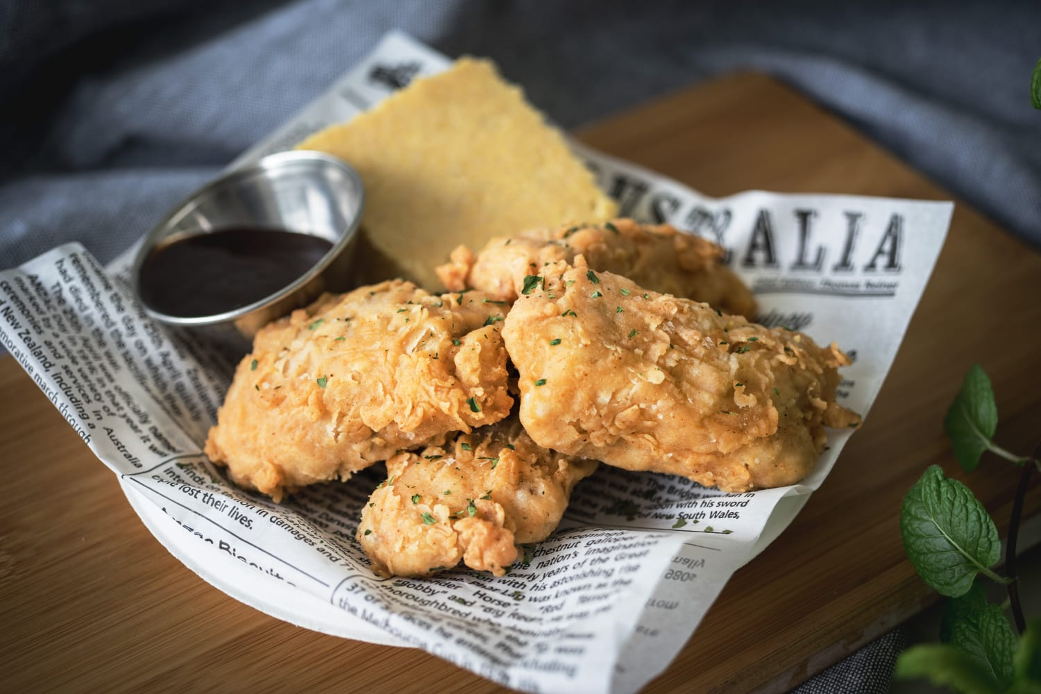Southern Fried Tenders (Gluten Free)
