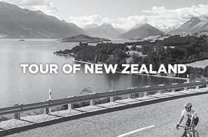 Tour of New Zealand - Deposit