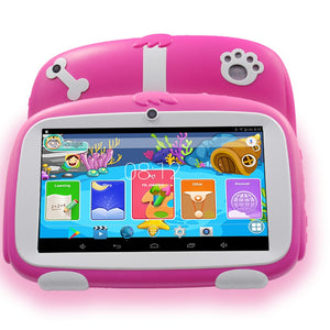7 Inch Children 8GB/512MB Tablets