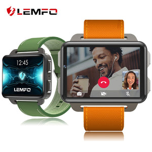 Android Smart Watch GPS SIM Card MP4 Bluetooth  Watch 1200mAh Battery