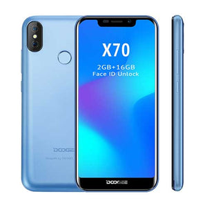 Smartphone 5.5'' U-Notch 19:9 MTK6580 Quad Core 2GB RAM 16GB ROM ,4000mAh