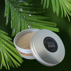 green clay purifying mask - wholesale