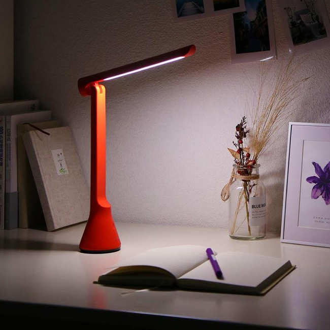 Yeelight Rechargeable USB Folding Desk Lamp - geex-shop