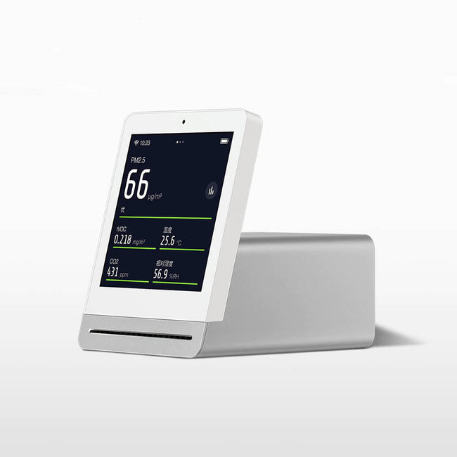 Xiaomi Mijia Clear Grass Air Detector 3.1 IPS Touch Screen Comprehensive Monitor PM2.5 - geex-shop