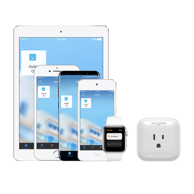 Koogeek Smart Plug (US version) - geex-shop