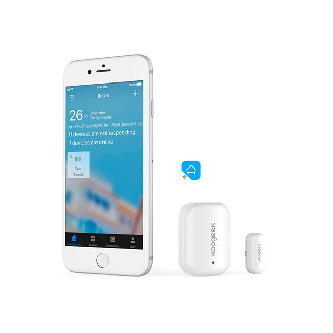 Koogeek Smart Door Window Sensor - geex-shop