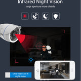 NEO COOLCAM Outdoor Waterproof WiFi IP Camera - geex-shop