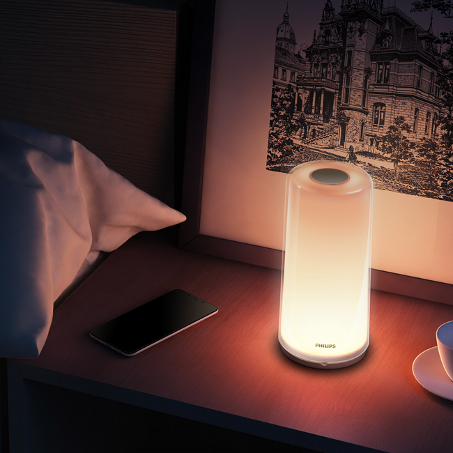 Xiaomi Philips Smart Bedside Lamp - geex-shop