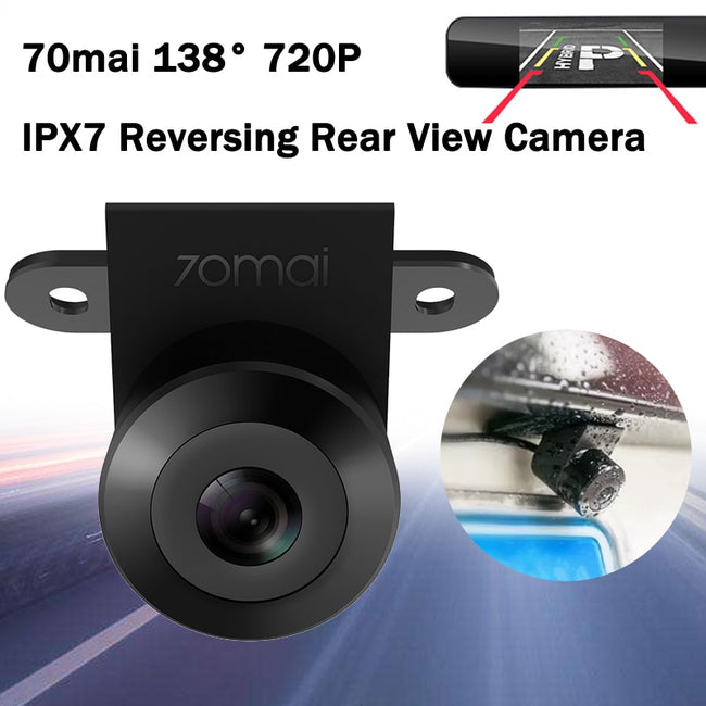 Xiaomi 70 Mai Car Rear View Camera - geex-shop