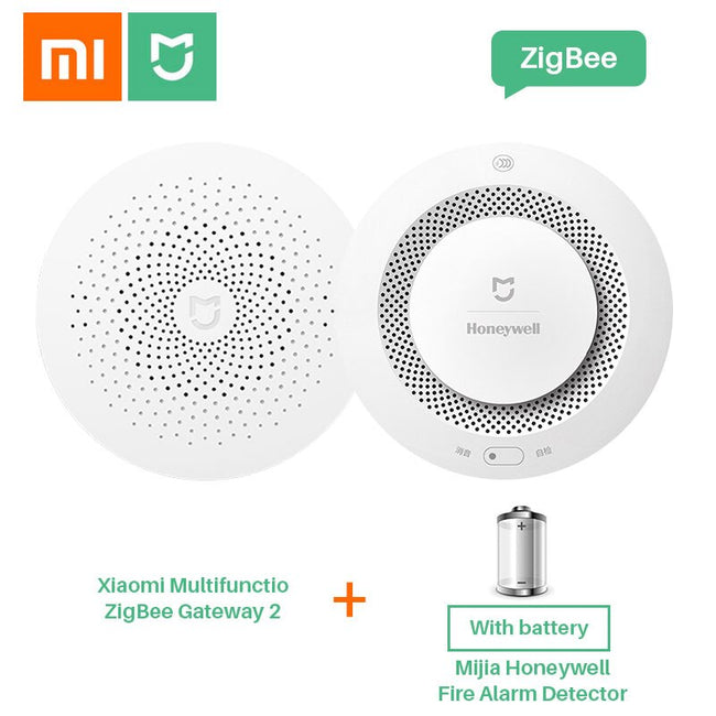 Xiaomi Mijia Honeywell Fire Smoke Sensor - geex-shop