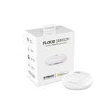 FIBARO FLOOD SENSOR water leak leakage sensor alarm detector FGBHFS 101 built in temperature sensor - geex-shop