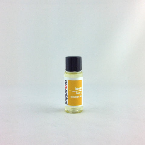 Boost Body & Massage Oil - Sample 20ml