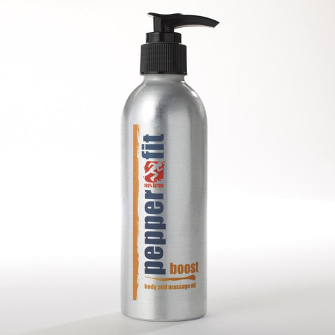 Boost Body & Massage Oil