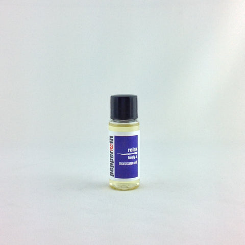 Relax Body & Massage Oil - Sample 20ml