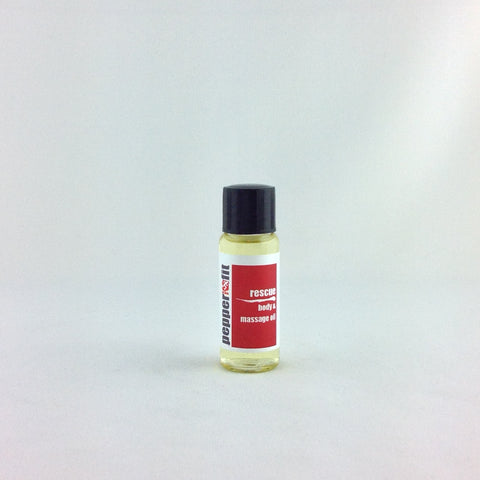 Rescue Body & Massage Oil - Sample 20ml