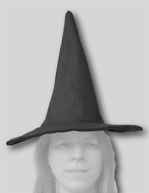 Folk Witch Wizard Hat
