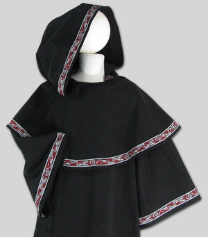 Monk Robe with Cowl - Custom Made in the USA