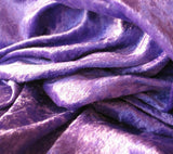 Panne Velvet 60 inches wide sold by the Yard - Small Business in the USA