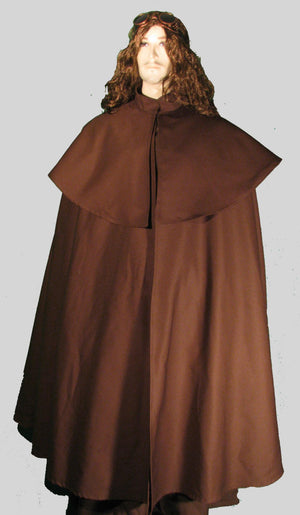 Victorian Cape - Cloak with Capelet