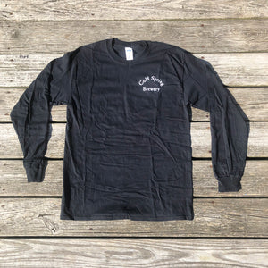 Cold Spring Brewery LS Tee - Black