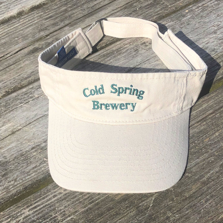 Cold Spring Brewery Visor