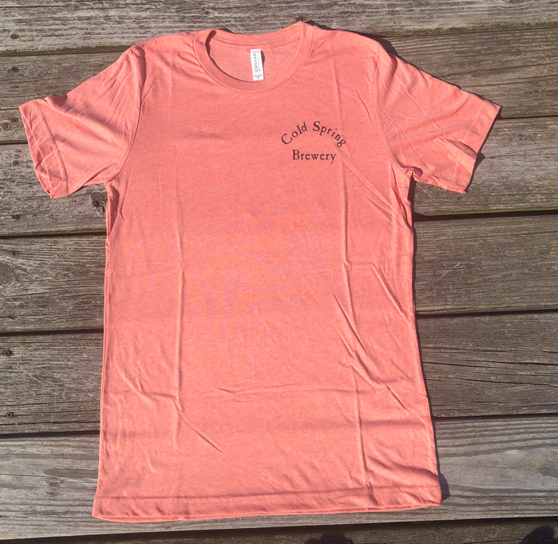 CSB - SS Tee - Orange