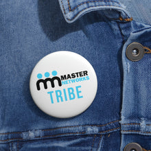 Load image into Gallery viewer, Master Networks Tribe Pin Buttons