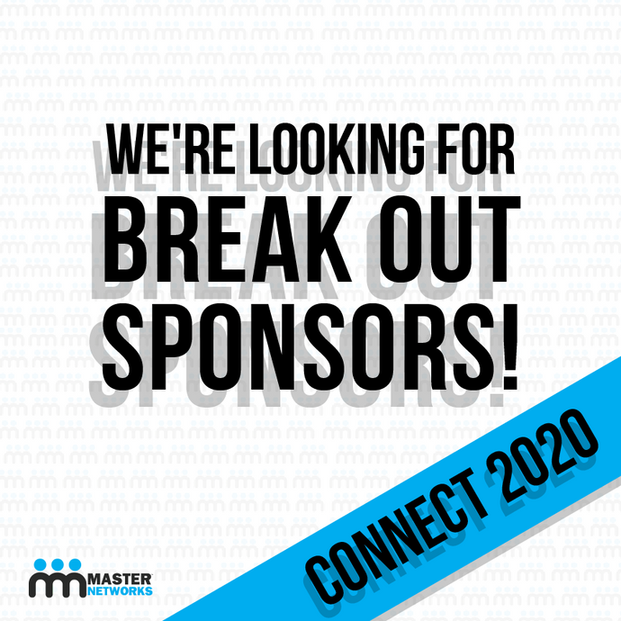 CONNECT Break Out Sponsor