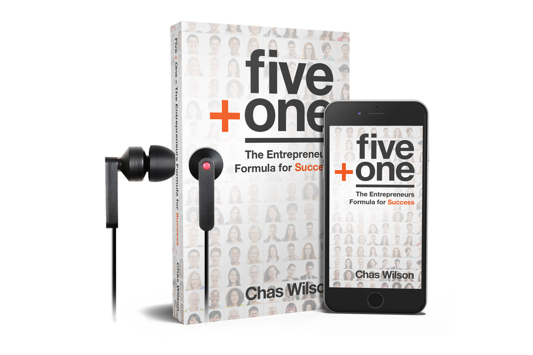 Five Plus One Audiobook
