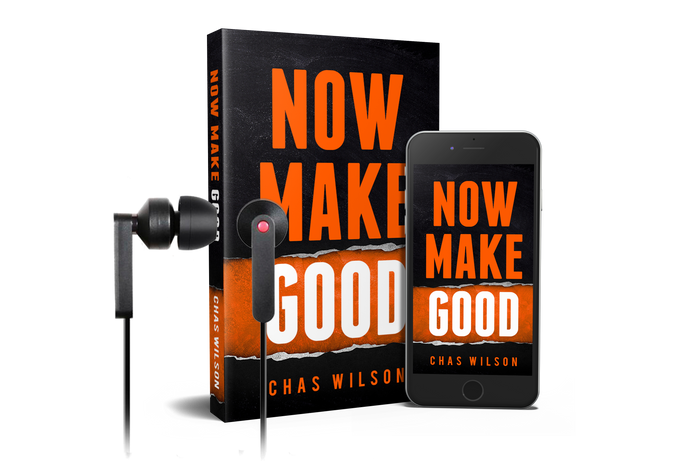 Now Make Good Audiobook