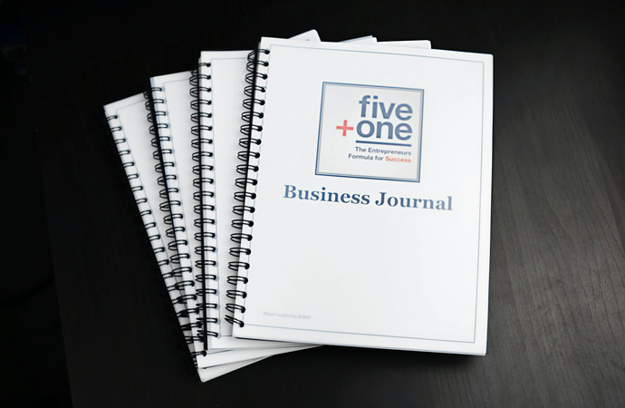 Five Plus One Business Journal