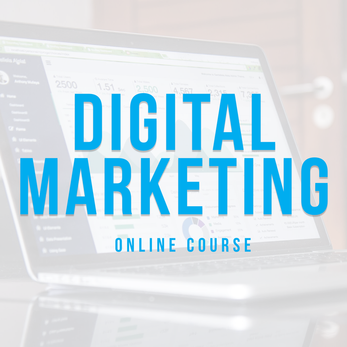 Online Course- DIGITAL MARKETING