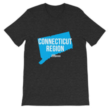 Load image into Gallery viewer, Connecticut Region Short-Sleeve Unisex T-Shirt