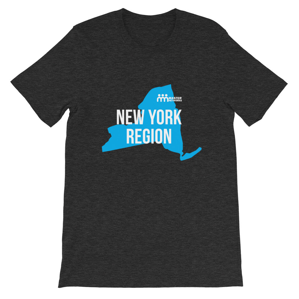 New York Region Short-Sleeve Unisex T-Shirt