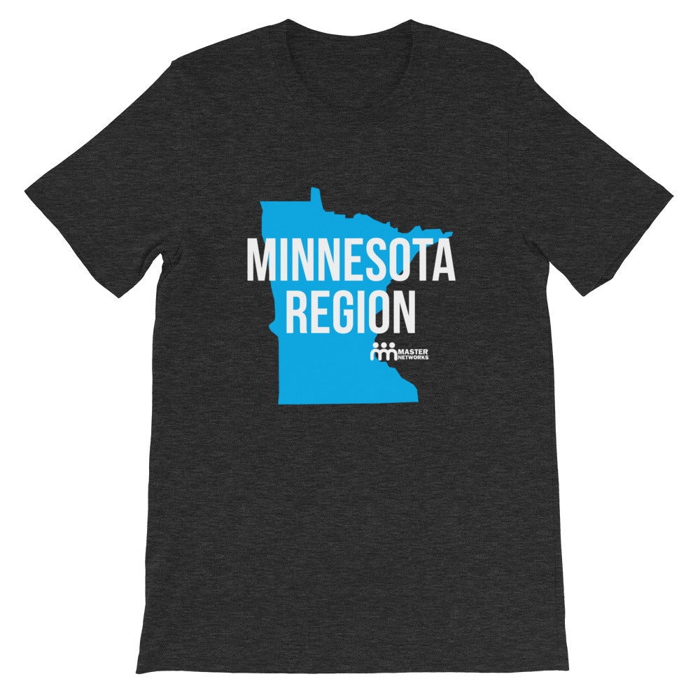 Minnesota Region Short-Sleeve Unisex T-Shirt
