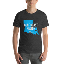 Load image into Gallery viewer, Gulf Coast Region Short-Sleeve Unisex T-Shirt