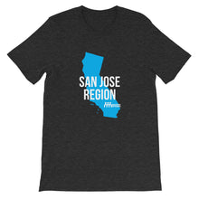 Load image into Gallery viewer, San Jose Region T-Shirt