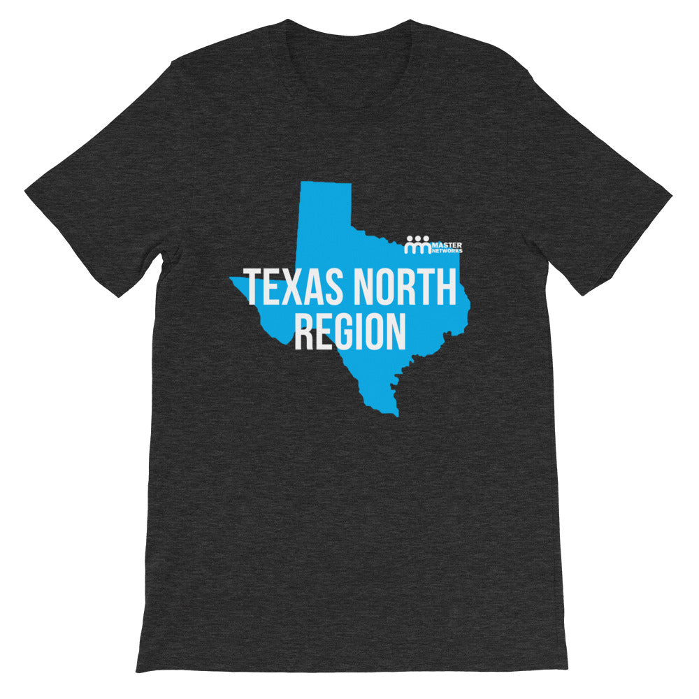 Texas North Region Short-Sleeve Unisex T-Shirt