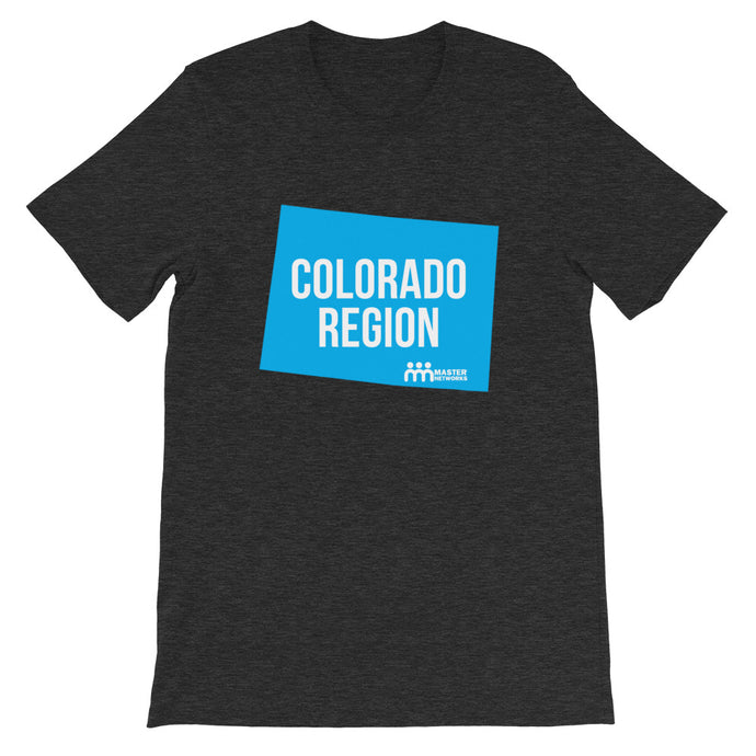Colorado Region Short-Sleeve Unisex T-Shirt